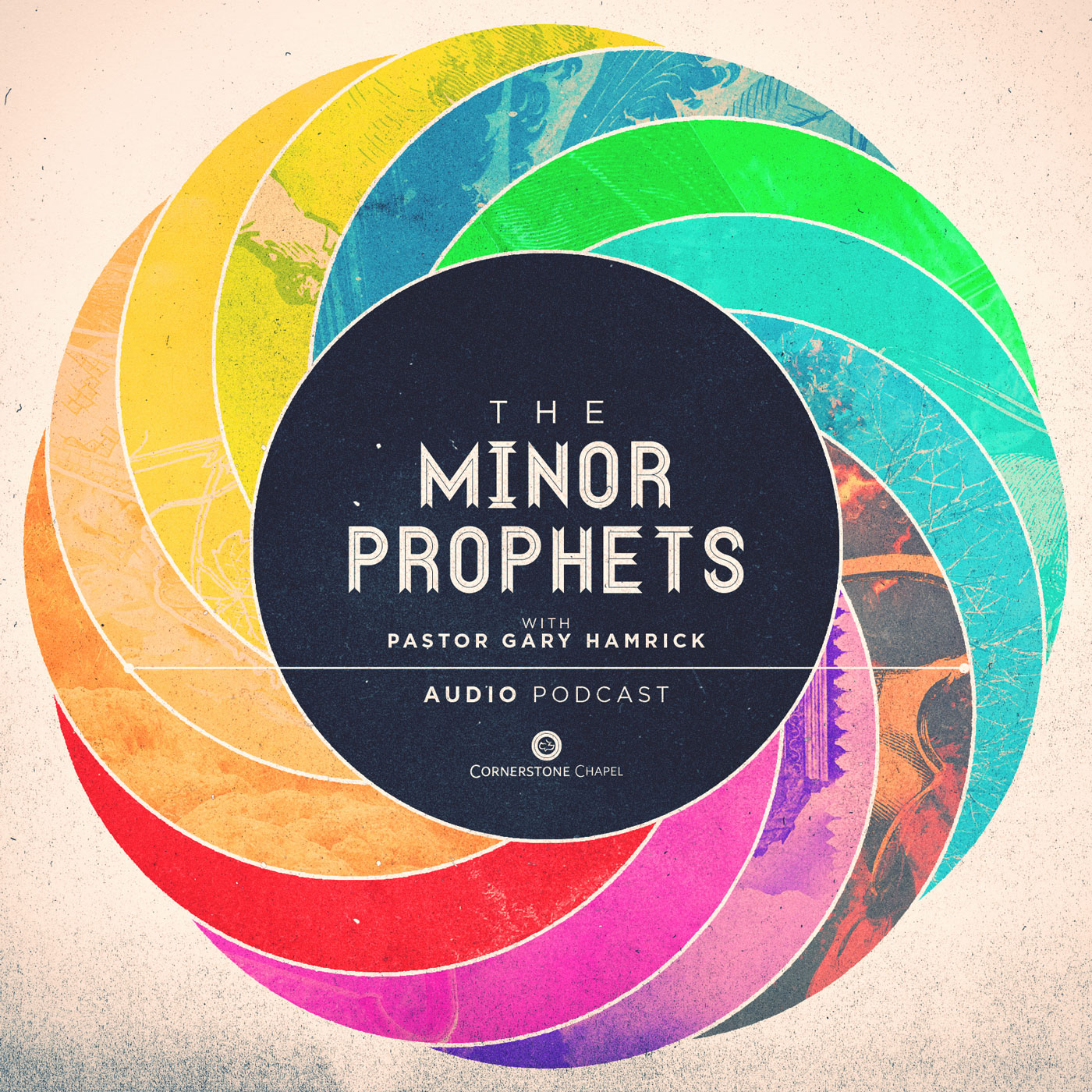 Cornerstone Chapel - The Minor Prophets (Audio)